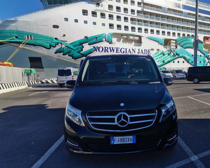 Taxi Livorno Port