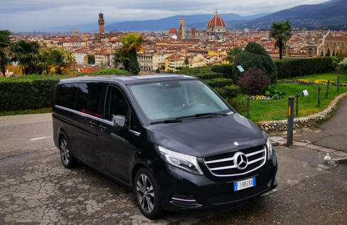 Tuscany driver